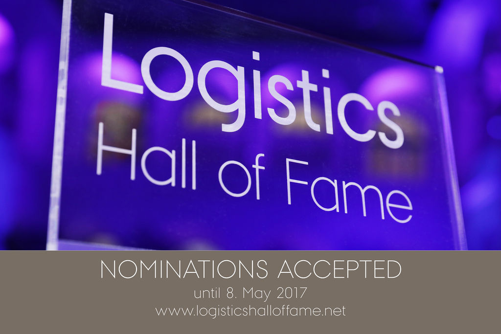 Logistics Hall of Fame: proposal phase begins