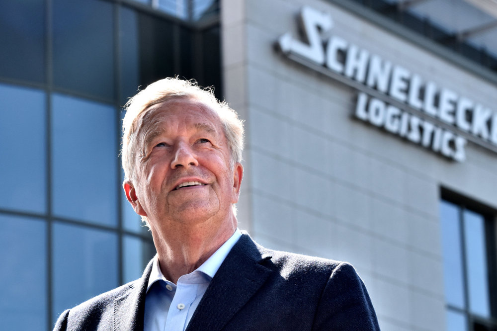 Rolf Schnellecke to Join the Logistics Hall of Fame